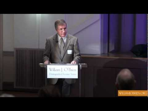 2012 William J. Obrien Lecture Series: Harpoon Brewery (Part 1 of 3)