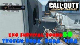 Roda, Roda, Vira/Flip Flop - Exo Survival Round 50 Solo - Call of Duty Advanced Warfare