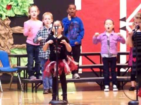White Oak Primary:  Champs Chant