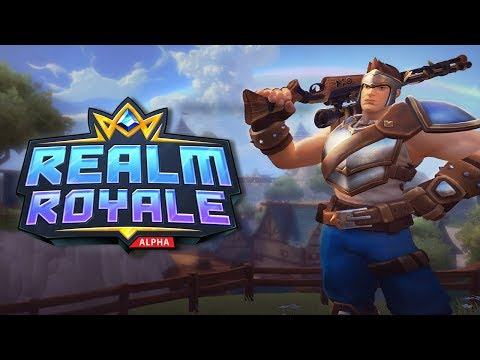 Realm Royale (Alpha) | CZ Let's Play - Gameplay