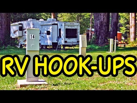 50 Amp Service Wiring Diagram How To Connect Rv Hookups Printable And Video Guide