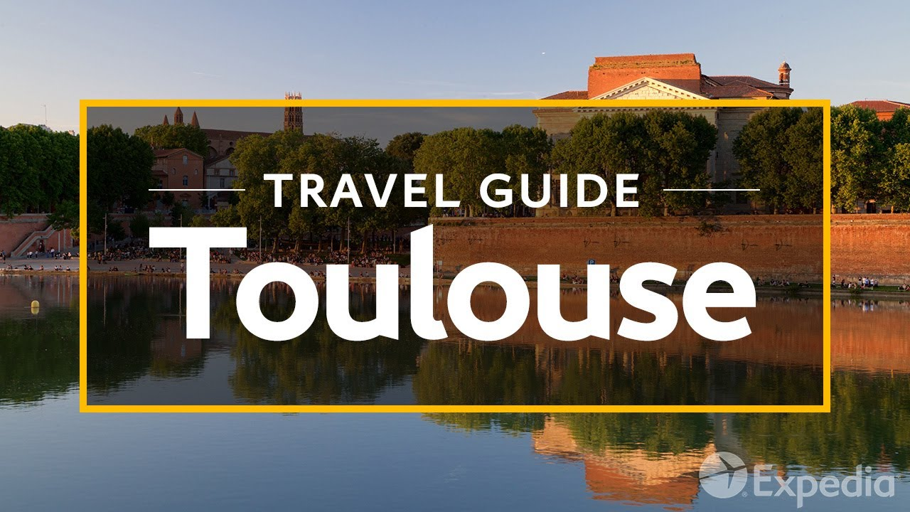 Download Toulouse Vacation Travel Guide | Expedia