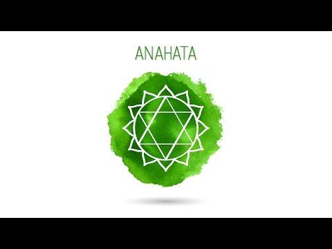 Heart Chakra {Anahata} Healing Meditation Music