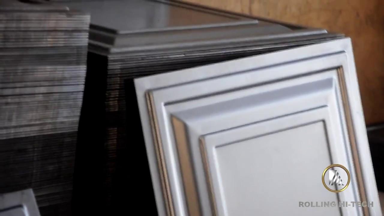 Купить китайские двери входные металлические (железные) - Кривой .