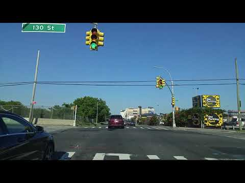 Driving from Howard Beach in Queens to Rockville Centre in Nassau,New York