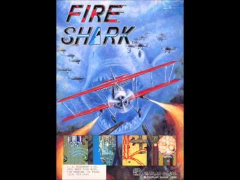 Fire Shark/Same! Same! Same! arcade music - stage 1