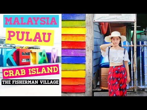 Pulau Ketam Malaysia One Day Trip: The Crab Island Fishing Village [Small Girl Big World]