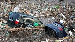 Новости 2015! В Тбилиси ликвидируют последствия наводнения! сегодня, Грузия, катастрофа mp4