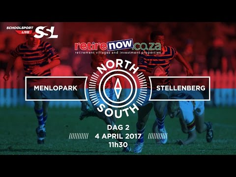 North South: Menlopark XV vs Stellenberg XV, 04 April 2017