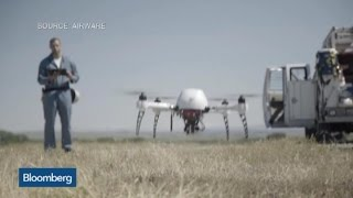Why VC Investors Are Swarming to Drone Deals
