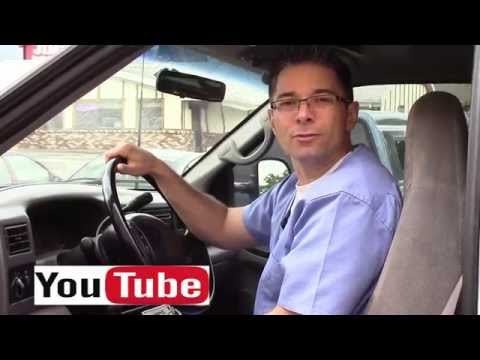 How to sit in your car, the best Chiropractor in west Valley City, Salt Lake City, Utah
