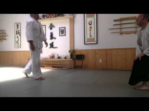My 1st Kyu test. Aikido Iwama