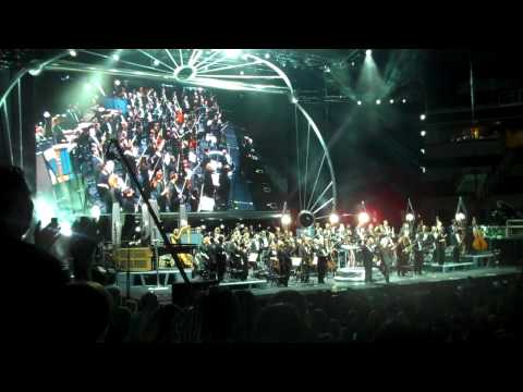 Star Wars in Concert San Jose California Anthony Daniels Encore Imperial March