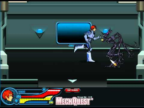 MechQuest [Quest: Down Below]