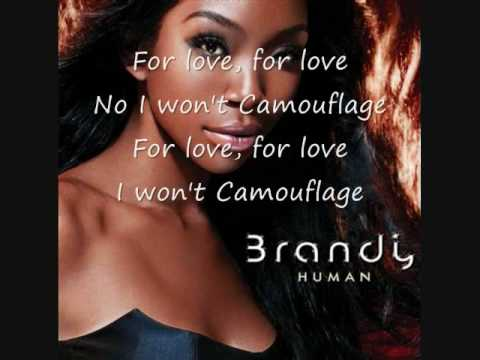 Brandy- Camouflage with lyrics