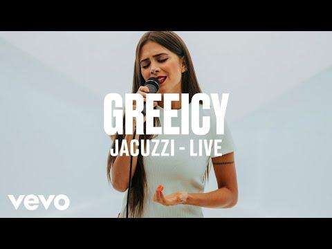 Greeicy - Jacuzzi (Live) | Vevo DSCVR ARTISTS TO WATCH 2019