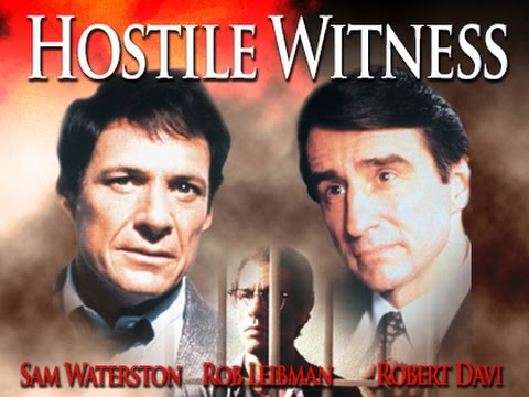 Hostile Witness - Película Completa
