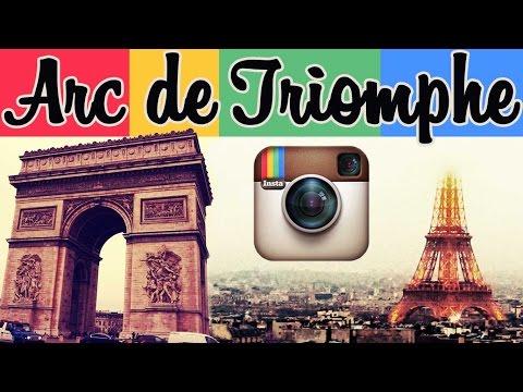 Arc de Triomphe Visit (Paris, 2016) | HD Video & Instagram Ideas