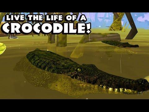 Wildlife Simulator: Crocodile - Симулятор крокодила на Android(Обзор/Review)