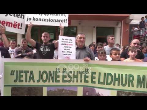 Ora News - Protestë për mbrojtjen e pyjeve në Bulqizë, në mbështetje dhe vëllezërit Keta