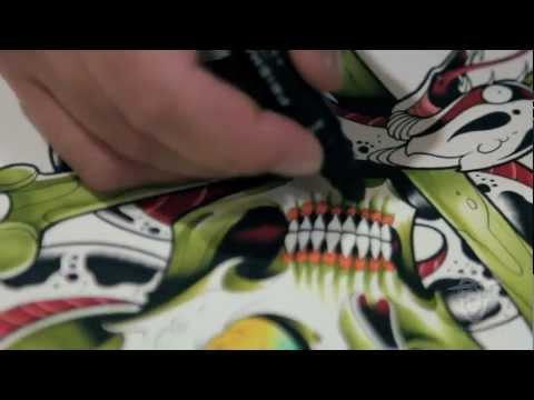 David Tevenal: Tattoo Flash