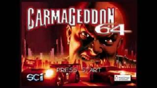 Unplayable Games: Carmageddon 64