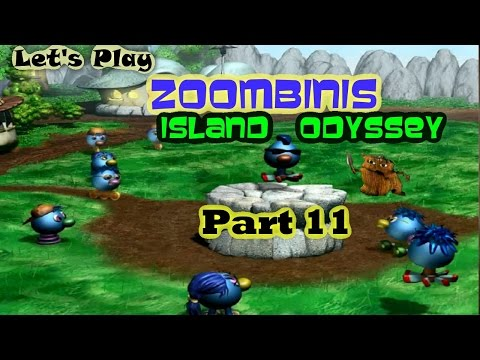 Letu0027s Play Zoombini Island Odyssey Part 11 - The Forgotten Video