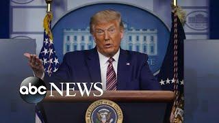 President Trump under fire after bombshell report on tax returns