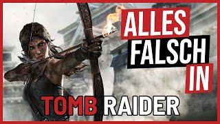 Alles falsch in TOMB RAIDER | GameSünden [Satire]