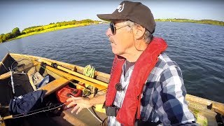 SOLO FISHING CHALLENGE Big Water vs Small Water
