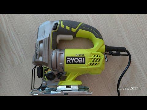 Электролобзик RYOBI RJS850