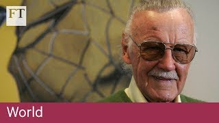 Stan Lee dies at the age of 95