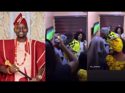 Download See What Actress Mide Martins Did To Husband Popcy Afeez Owo On His Birthday That Made Him Cries Joy
