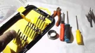 Инструменты и приспособления, измерительные приборы начинающего радиолюбителя(Для начинающих радиолюбителей: инструменты и приспособления, измерительные приборы., 2014-04-12T14:30:01.000Z)