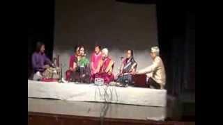 Raag-sagar a rare musical form - Sakuntala Narasimhan vocal