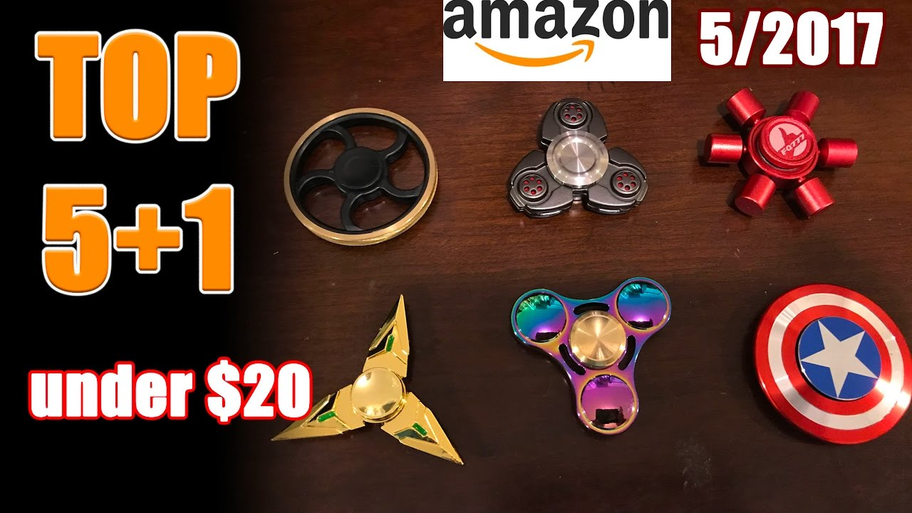 8a501e2492c Top 5 +1 May 2017 COOLEST   AWESOME 20  must have best fidget spinners  review on amazon Giveaway  47