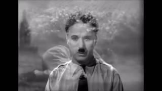 Речь Чарли Чаплина из фильма Великий Диктатор