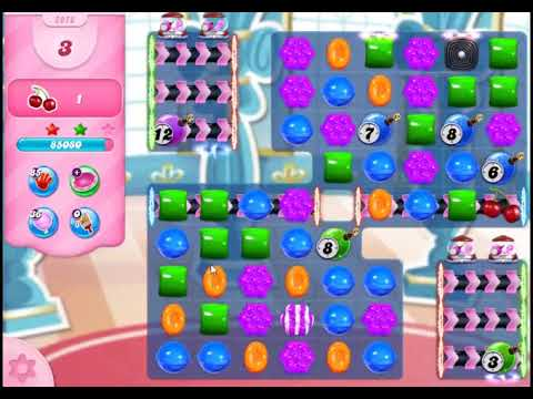 Candy Crush Saga Level 2978 - NO BOOSTERS