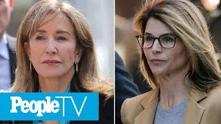U.S. Attorney: Lori Loughlin Likely To Get Harsher Sentence Than Felicity Huffman | PeopleTV