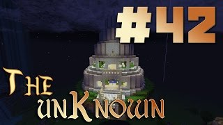 майнкрафт 1 10 2 с модами the unknown парящая башня финал сезона ep42