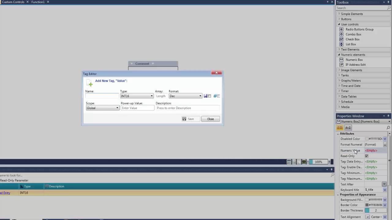 UniLogic Tech Tidbits: HMI Custom Control - DIY