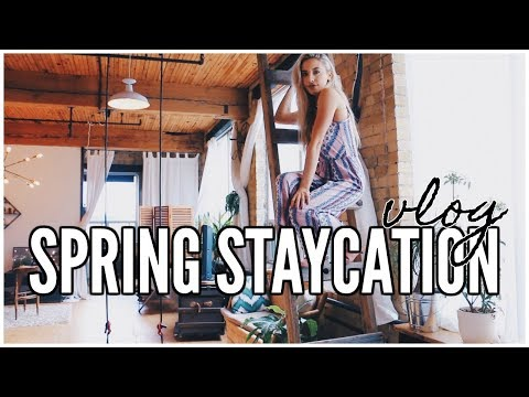 Exploring New Apartments | TORONTO STAYCATION