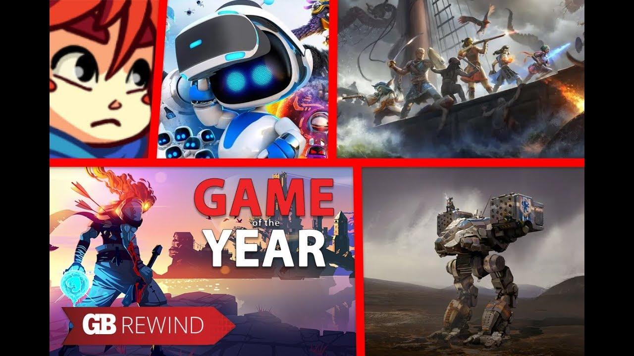 The 10 best games of 2018 | VentureBeat