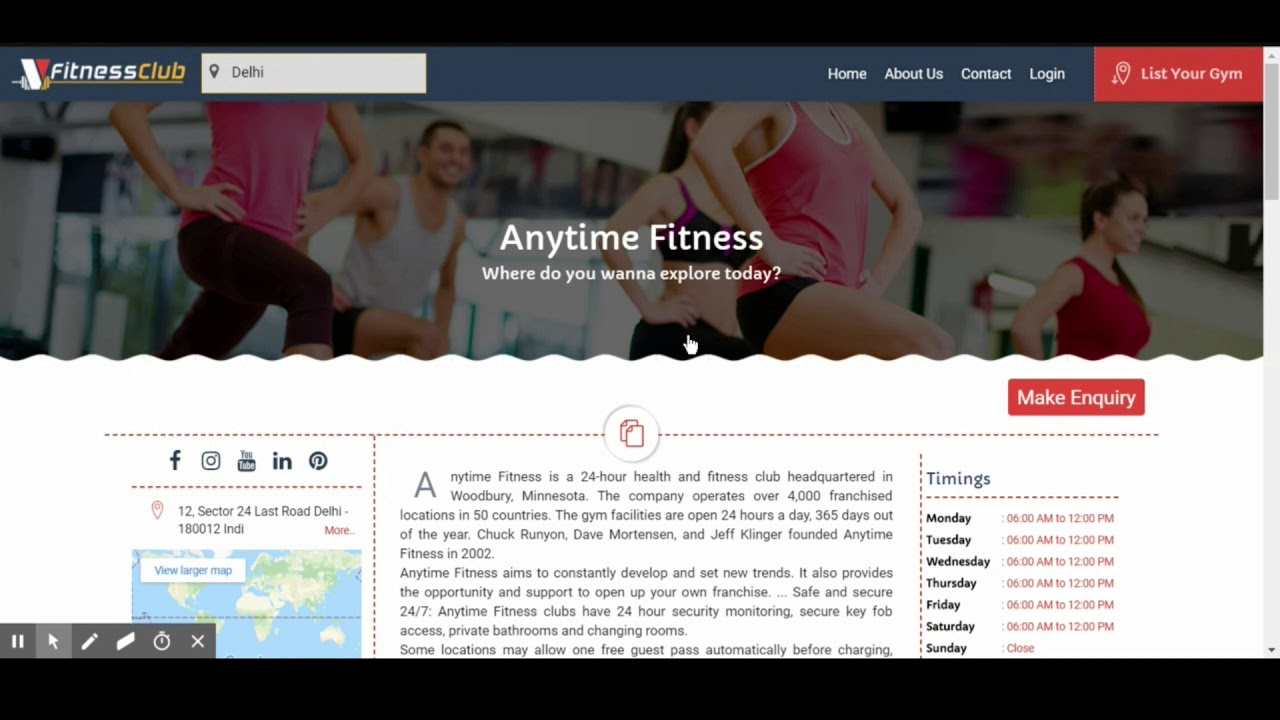 Gym Management Software All In One