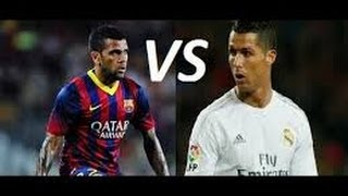 Download Video Cristiano Ronaldo vs Dani Alves The Battle MP3 3GP MP4