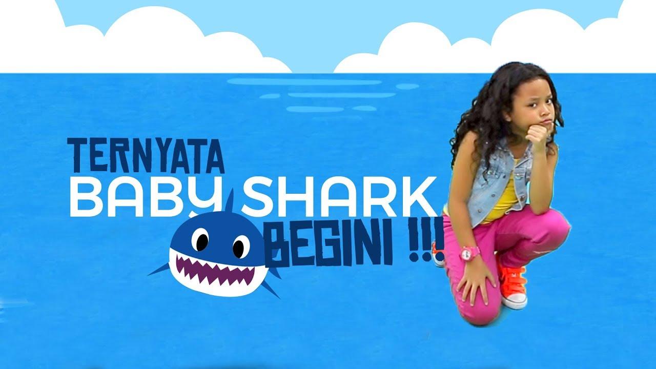 Ternyata BABY SHARK Begini