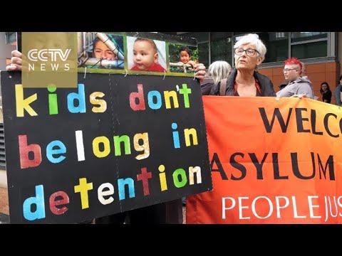 Australia to send asylum baby to Nauru