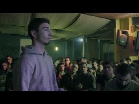 Rap Skillz Makedonija: MC Jakup vs. Kicho