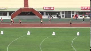 男子400公尺接力預賽第2組