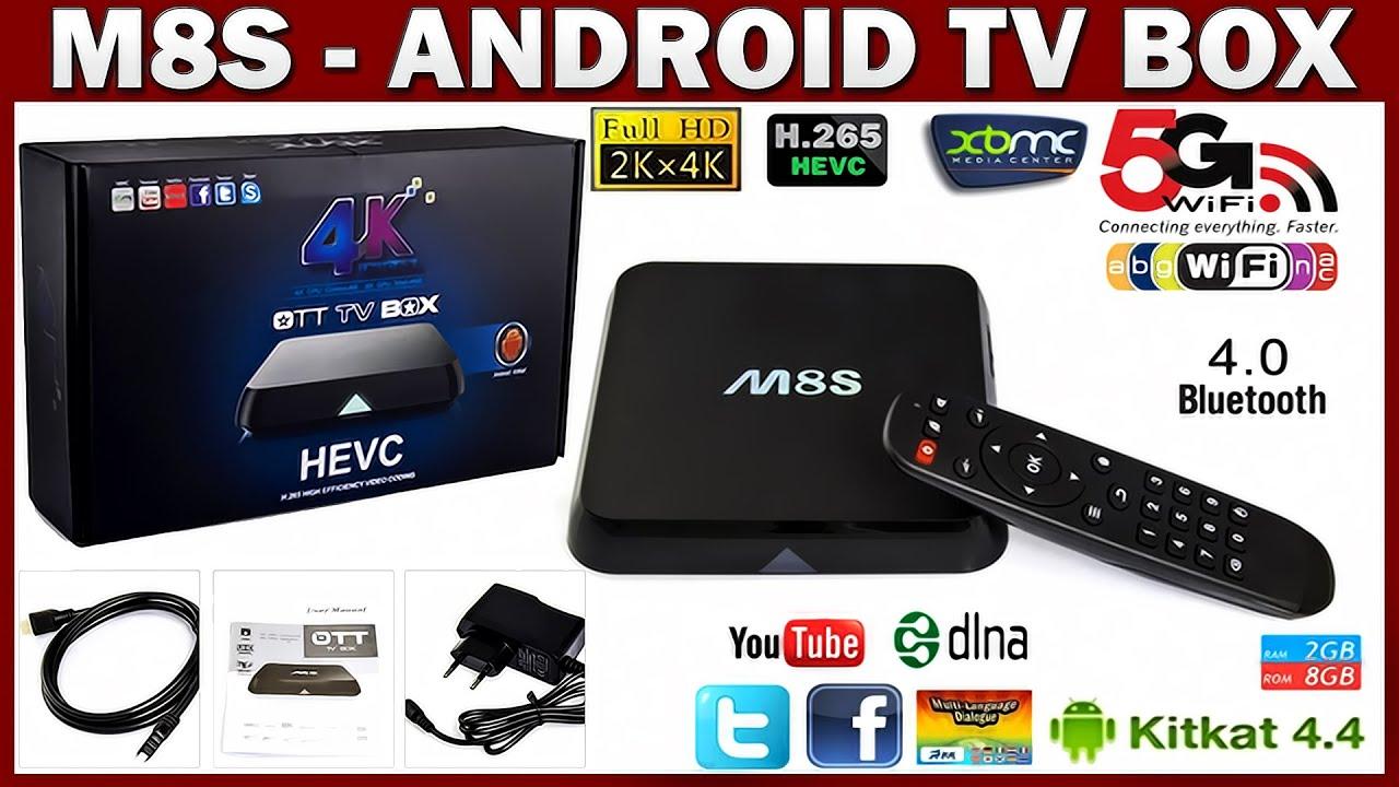 ANDROID TV BOX MXQ S805 : SMART TV приставка для ТЕЛЕВИЗОРОВ .